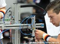Worldskills - Die Berufe-WM oder: Hightech-Spiele im Sandkasten