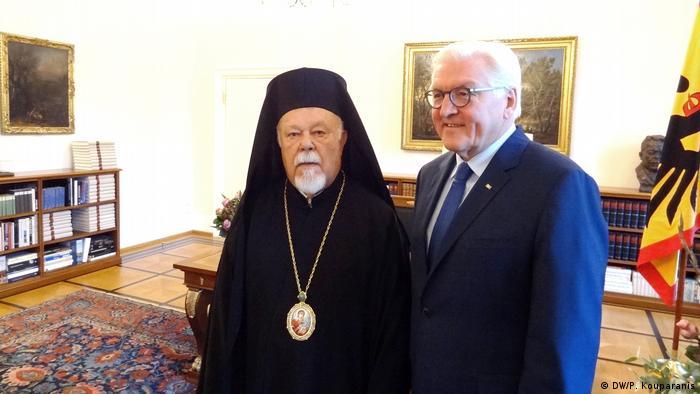 Mitropolit Augoustinos i njemački predsjednik Steinmeier
