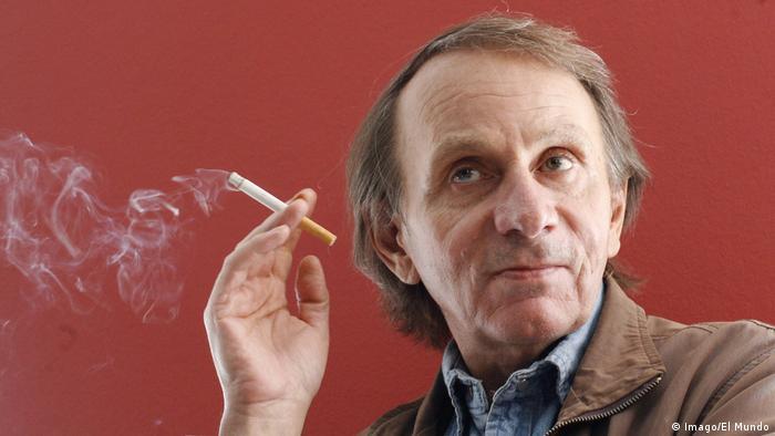 Michel Houellebecq französischer Schriftsteller