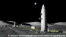 SpaceX will Menschen ab 2024 auf den Mars bringen