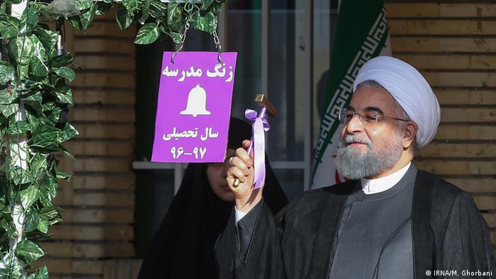 Iran - Rohani (IRNA/M. Ghorbani)