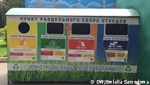 Müllentsorgung in Russland