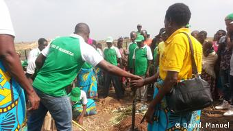 Mosambik - Mülltrennung in Lichinga