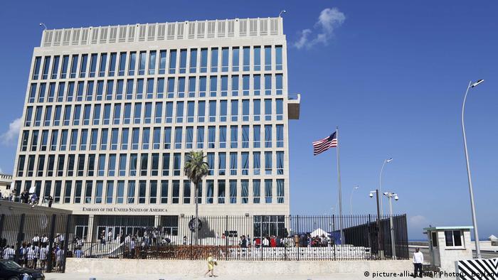 Kuba US-Botschaft