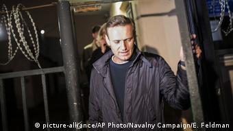 Russland Alexei Nawalny