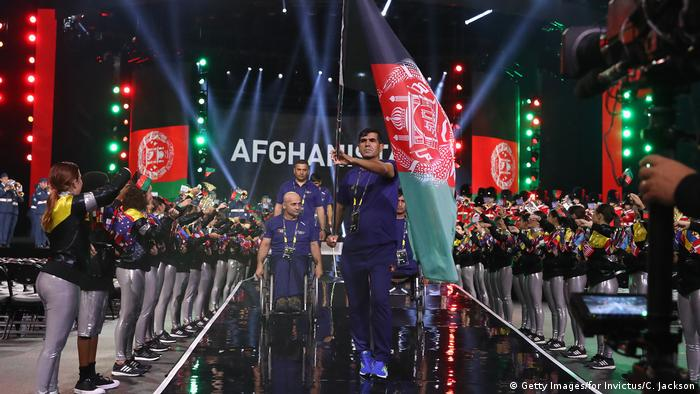 Invictus Games Toronto 2017 - Afghanistan (Getty Images/for Invictus/C. Jackson)