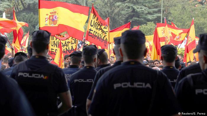 Catalunha em clima de tensão na véspera do referendo