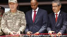 Türkei - Somalia - gemeinsame Militärbasis in Mogadishu