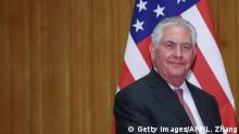 China Rex Tillerson zu Besuch (Getty Images/AFP/L. Zhang)