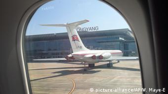 Nordkorea - Airline Air Koryo