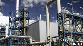 CCS technology - Vattenfall