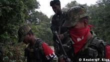 Kolumbien ELN Rebellen