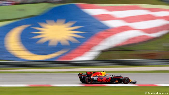 F1 Grand Prix of Malaysia Verstappen