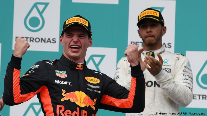 Resultado de imagen para Max Verstappen malasia 2017