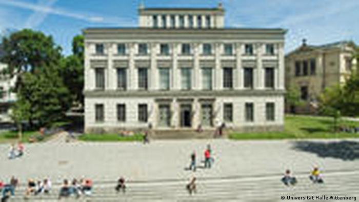 Martin-Luther-Universität Halle-Wittenberg (Universität Halle-Wittenberg)