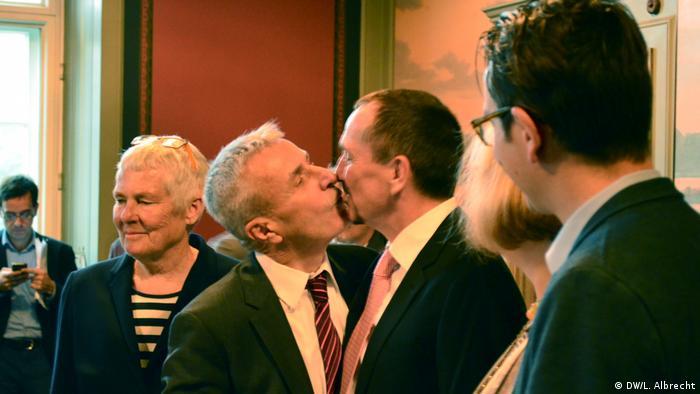 Гомосексуальные новости в германии