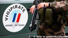 Symbolbild - Antiterroreinheit Frankreich