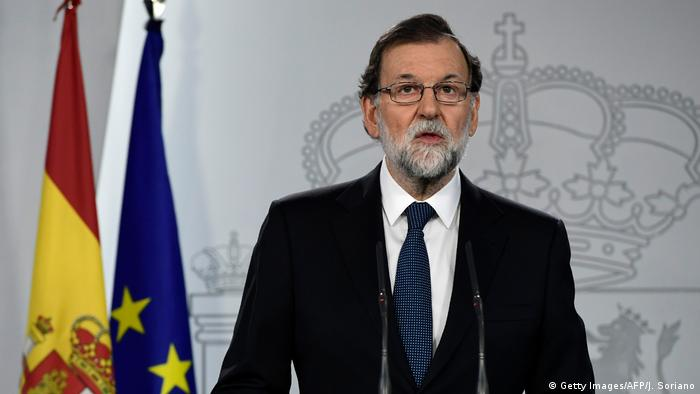 Mariano Rajoy (Getty Images/AFP/J. Soriano)