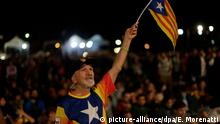Spanien Referendum in Katalonien (picture-alliance/dpa/E. Morenatti)