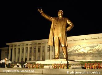 Die Herrschaft in Nordkorea ist komplett auf die Partei und die Herrscherfamilie ausgerichtet