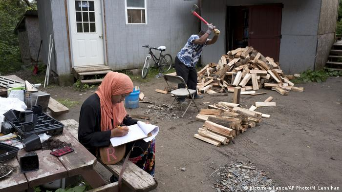 USA Islamberg, Tompkins Muslim Enklave (picture-alliance/AP Photo/M. Lennihan)