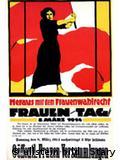 Αφίσα για την Ημέρα της Γυναίκας το 1914 (Γερμανία)