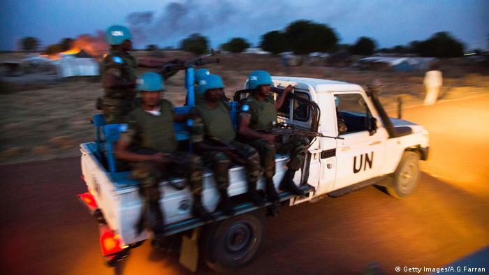 Friedensnobelpreisträger, UN Blauhelme