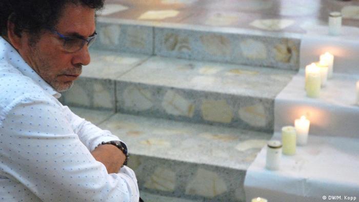 Kolumbien Schritt zur Versöhnung in Granada Pastor Alape (DW/M. Kopp)