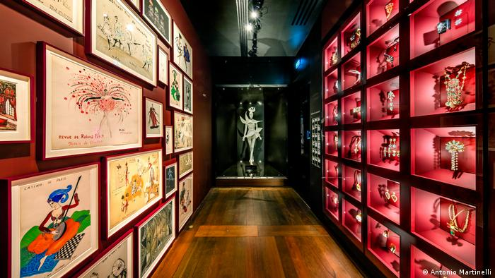 Museum Yves Saint Laurent in Paris (Antonio Martinelli)