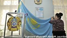 Kasachstan Präsidentschaftswahlen im Jahr 2005