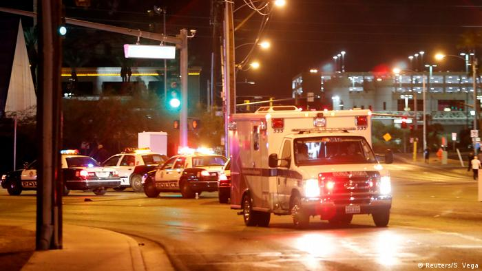 USA Schießerei in Las Vegas (Reuters/S. Vega)