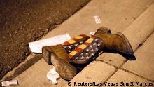 USA Schießerei in Las Vegas