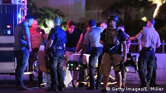 USA - Schießerei in Las Vegas - Polizeieinsatz (Getty Images/E. Miller)
