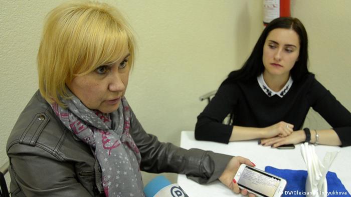 Анжела Сущенко с дочерью