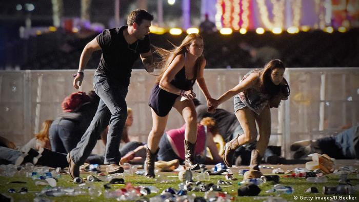 Las Vegas Schießerei (Getty Images/D.Becker)