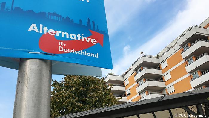 Deutschland Deggendorf in Bayern- Bundeswahltag