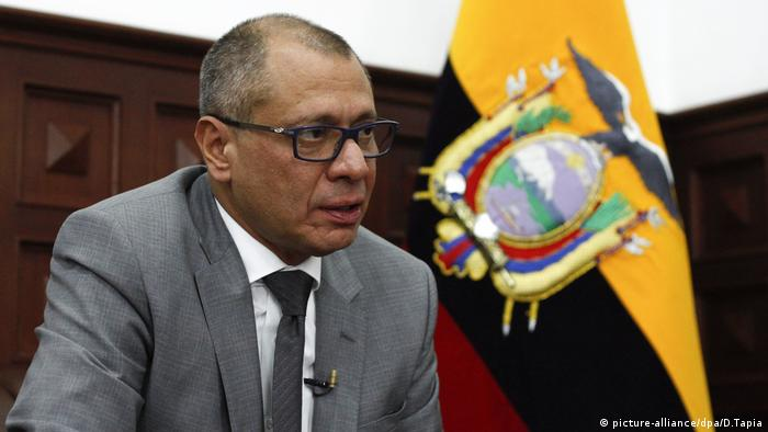Jorge Glas (picture-alliance/dpa/D.Tapia)
