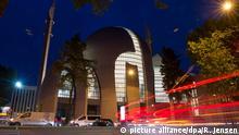 Deutschland Tag der offenen Moschee | Zentralmoschee in Köln-Ehrenfeld