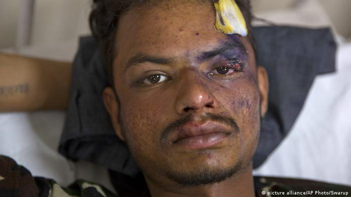 Indien Angehöriger der Dalit-Kaste