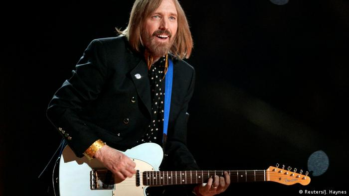 Tom Petty on stage (Foto: Reuters/J. Haynes)