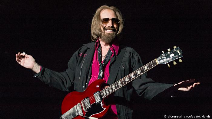 USA Tom Petty (picture-alliance/dpa/A. Harris)