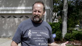 Eric Paddock Bruder des Todesschützen von Las Vegas (picture-alliance/AP Photo/J. Raoux)