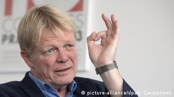 Berlin DGB-Chef Reiner Hoffmann