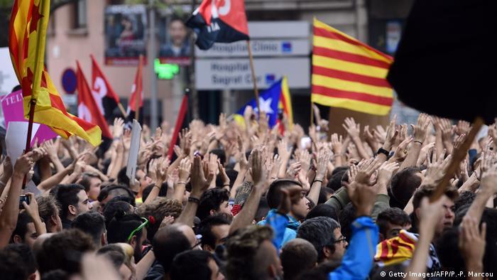 UE segue reticente quanto à questão catalã