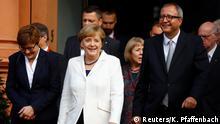 Staatsspitze Tag der Deutschen Einheit in Mainz