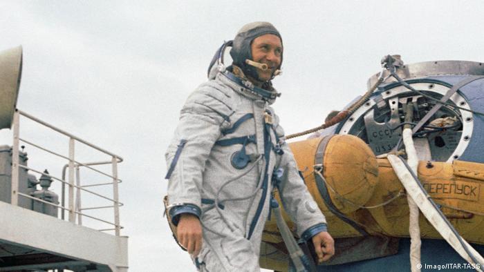 Sigmund Jähn DDR-Kosmonaut (Foto: Imago/ITAR-TASS)