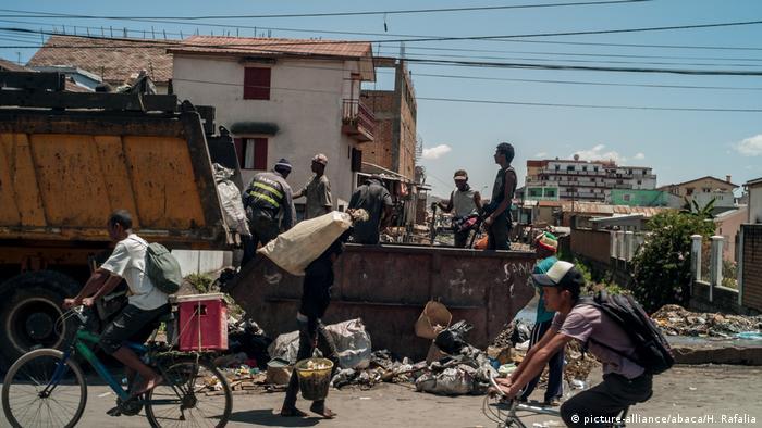 Madagaskar Ausbruch derr Pest