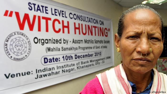 India witch-hunting consultation in Guwahati city