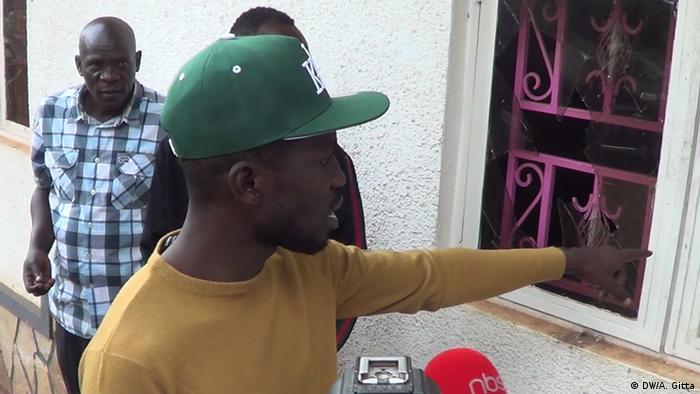 Robert Kyagulanyi: Nenhuma ameaça vai mudar a minha determinação de defender a Constituição