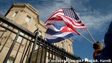 USA Botschaft Kuba in Washington